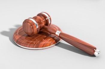 gavel hammer medical animations court ruling
